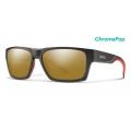 Matte Gravy ChromaPop Bronze Mirror - Smith Optics - Outlier 2
