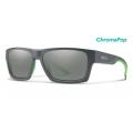Matte Cement ChromaPop Platinum - Smith Optics - Outlier 2