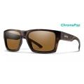 Matte Tortoise Chromapop Polarized Brown - Smith Optics - Outlier XL 2