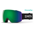 Black / Chromapop Sun Green Mirror - Smith Optics - IO MAG