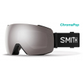 Black / Chromapop Sun Platinum Mirror - Smith Optics - IO MAG