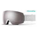 White Vapor / Chromapop Sun Platinum Mirror - Smith Optics - IO MAG