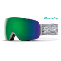 Cloudgrey / Chromapop Sun Green Mirror - Smith Optics - IO MAG