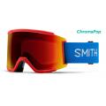 Rise Block - Chromapop Sun Red Mirror - Smith Optics - SQUAD XL