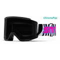 Get Wild '89 - Chromapop Sun Black - Smith Optics - SQUAD XL