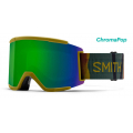 Spray Camo - Chromapop Sun Green Mirror - Smith Optics - SQUAD XL
