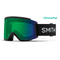 Black / Chromapop Everyday Green Mirror - Smith Optics - SQUAD XL