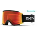 Black / Chromapop Everyday Red Mirror - Smith Optics - SQUAD XL