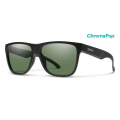 Matte Black-Chromapop Polarized Gray Green - Smith Optics - Lowdown XL 2