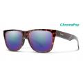 Tortoise-Chromapop Polarized Violet Mirror - Smith Optics - Lowdown 2