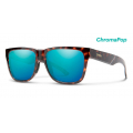 Tortoise-Chromapop Polarized Opal Mirror - Smith Optics - Lowdown 2