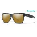 Gravy Tortoise-Chromapop Polarized Bronze Mirror - Smith Optics - Lowdown 2