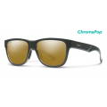 Gravy Tortoise-Chromapop Polarized Bronze Mirror - Smith Optics - Lowdown Slim 2