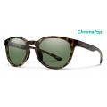Vintage Tort-Chromapop Polarized Gray Green - Smith Optics - Eastbank