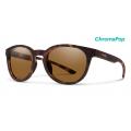 Matte Tort-Chromapop Polarized Brown - Smith Optics - Eastbank