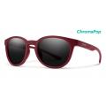 Matte Crystal Deep Maroon-Chromapop Black - Smith Optics - Eastbank