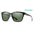 Black-Chromapop Polarized Gray Green - Smith Optics - Shoutout