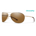 Gold-Chromapop Polarized Brown - Smith Optics - Serpico 2