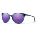 Crystal Mediterranean-Violet Mirror - Smith Optics - Cheetah