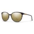 Matte Ash Tortoise - Gold Mirror - Smith Optics - Cheetah