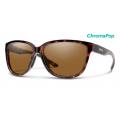 Tortoise-Chromapop Polarized Brown - Smith Optics - Monterey