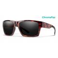 Dark Tortoise-Chromapop Polarized Black - Smith Optics - Outlier XL 2