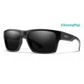 Matte Black-Chromapop Polarized Black - Smith Optics - Outlier XL 2