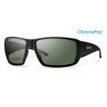 Matte Black-Chromapop Polarized Gray Green - Smith Optics - Guides Choice