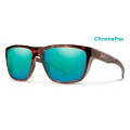 Tortoise-Chromapop Polarized Opal Mirror - Smith Optics - Barra