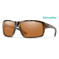 Dark Amber Tort-Chromapop Polarized Copper - Smith Optics - Hookshot