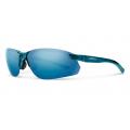 Crystal Mediterranean-Polarized Blue Mirror - Smith Optics - Parallel Max 2