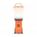 Vibrant Orange - Black Diamond - Orbit Lantern
