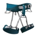 Moroccan Blue - Black Diamond - Primrose Harness