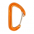 BD Orange - Black Diamond - HoodWire Carabiner