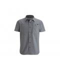 Slate - Black Diamond - Men's S/S Chambray Modernist Shirt