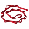 Red - Black Diamond - 18 mm Nylon Daisy Chain 140 cm