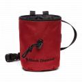 Dark Crimson - Black Diamond - Mojo Chalk Bag