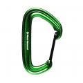 GREEN - Black Diamond - Litewire Carabiner