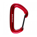 RED - Black Diamond - Litewire Carabiner