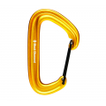 YELLOW - Black Diamond - Litewire Carabiner