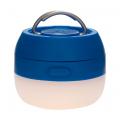 Process Blue - Black Diamond - Moji Lantern