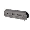 Grey - Magpul - MOE M-LOK Hand Guard, Carbine-Length- AR15/M4