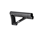 Black - Magpul - MOE Fixed Carbine Stock- Mil-Spec