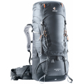 graphite-black - Deuter - Aircontact 55 + 10
