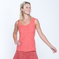 Spiced Coral - Toad&Co - Women's Samba Wave Tank