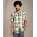 Duck Green - Toad&Co - Men's Smythy SS Shirt