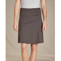 Buffalo Herringbone Print - Toad&Co - Chaka Skirt