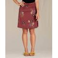 Henna Floral Print - Toad&Co - Women's Chaka Skirt