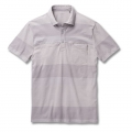 Light Ash - Toad&Co - Men's Jack SS Polo