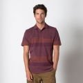 Sangria - Toad&Co - Men's Jack SS Polo